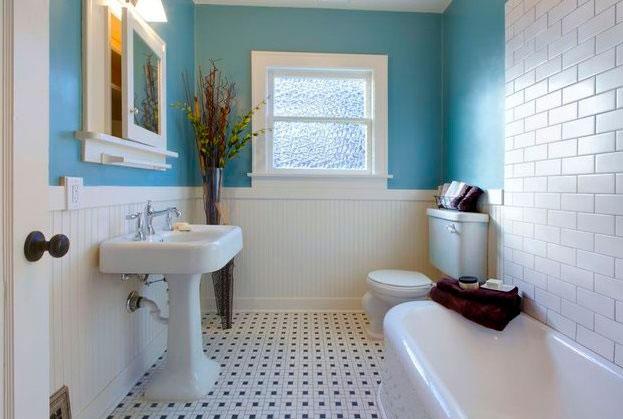 кафель в туалете дизайн фото бюджетный вариант