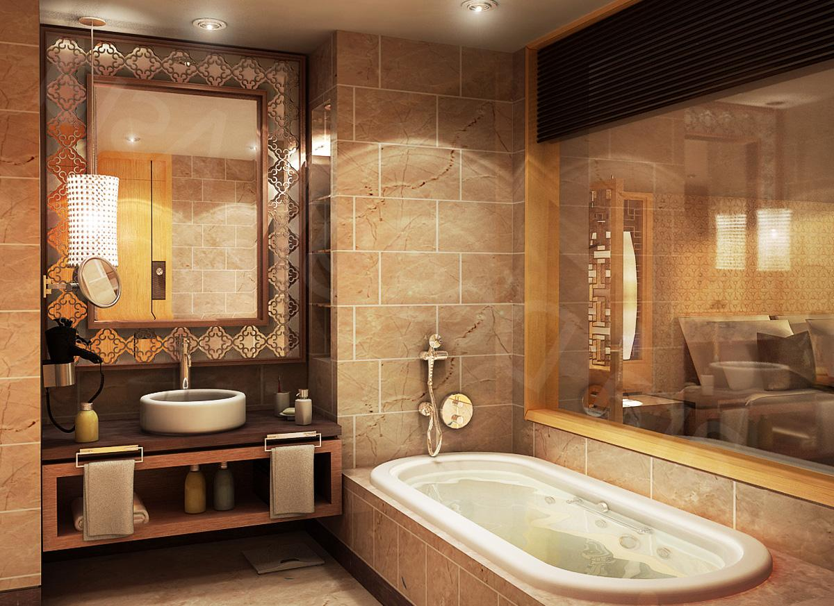 dizajnДизайн квадратной ванной комнаты фотоkvadratnoj vannoj komnaty (2)