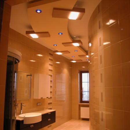 проект дизайн ванной комнаты с душевой кабиной