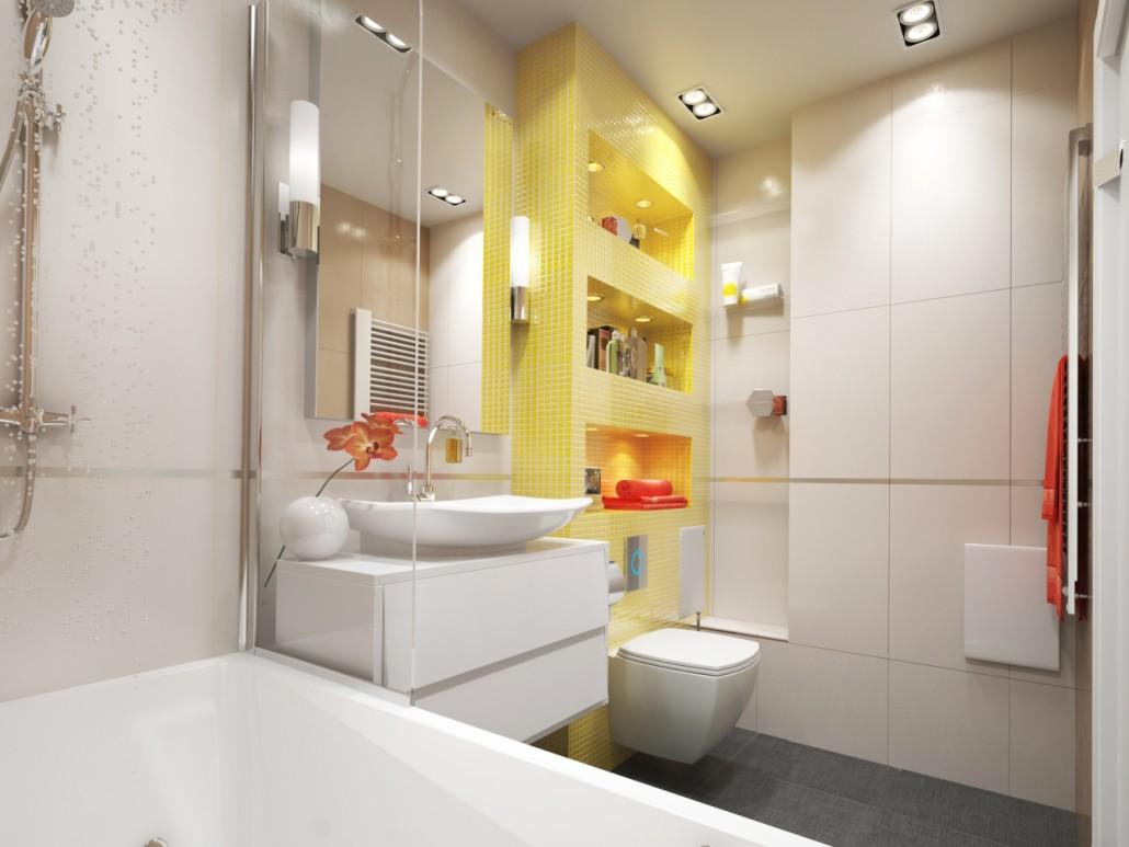 Как сделать дизайн-проект ванной