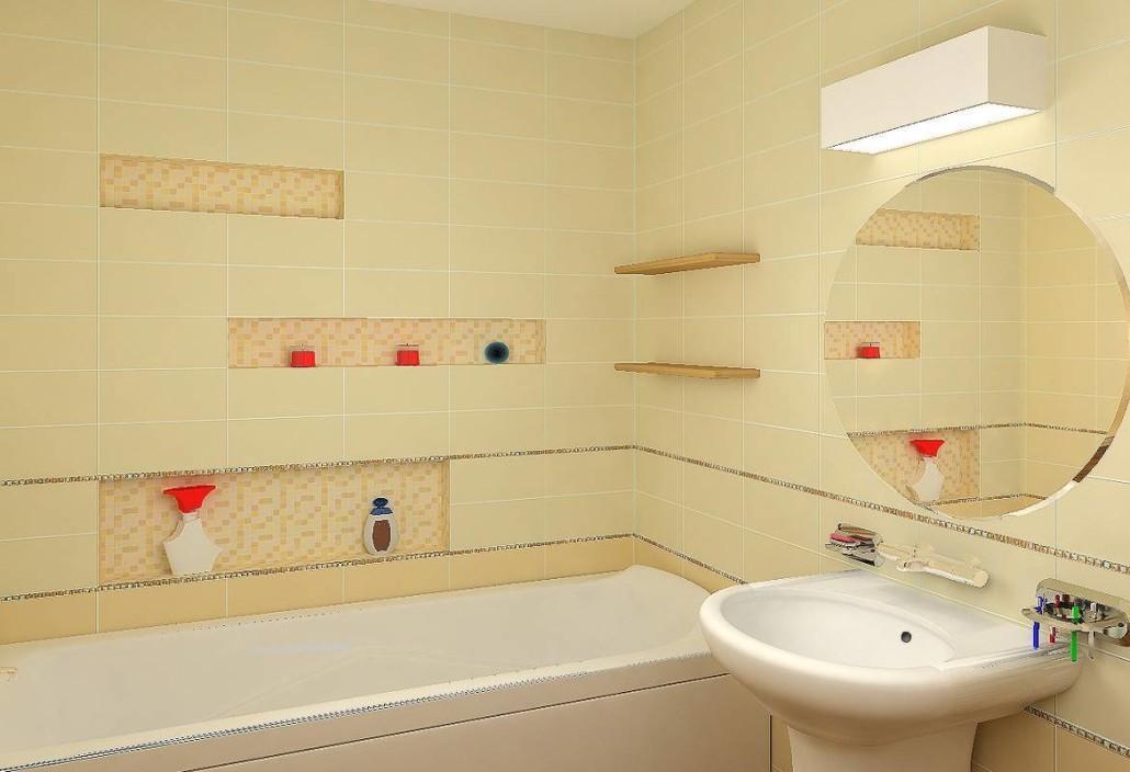 Изготовить плитку для ванной 2