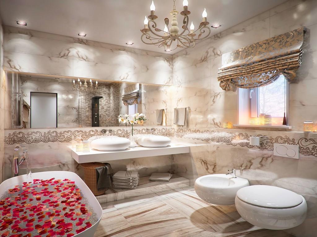 Интерьер ванной своими руками фото 136