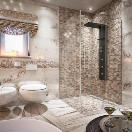 Дизайн ванной комнаты фото 2017 года