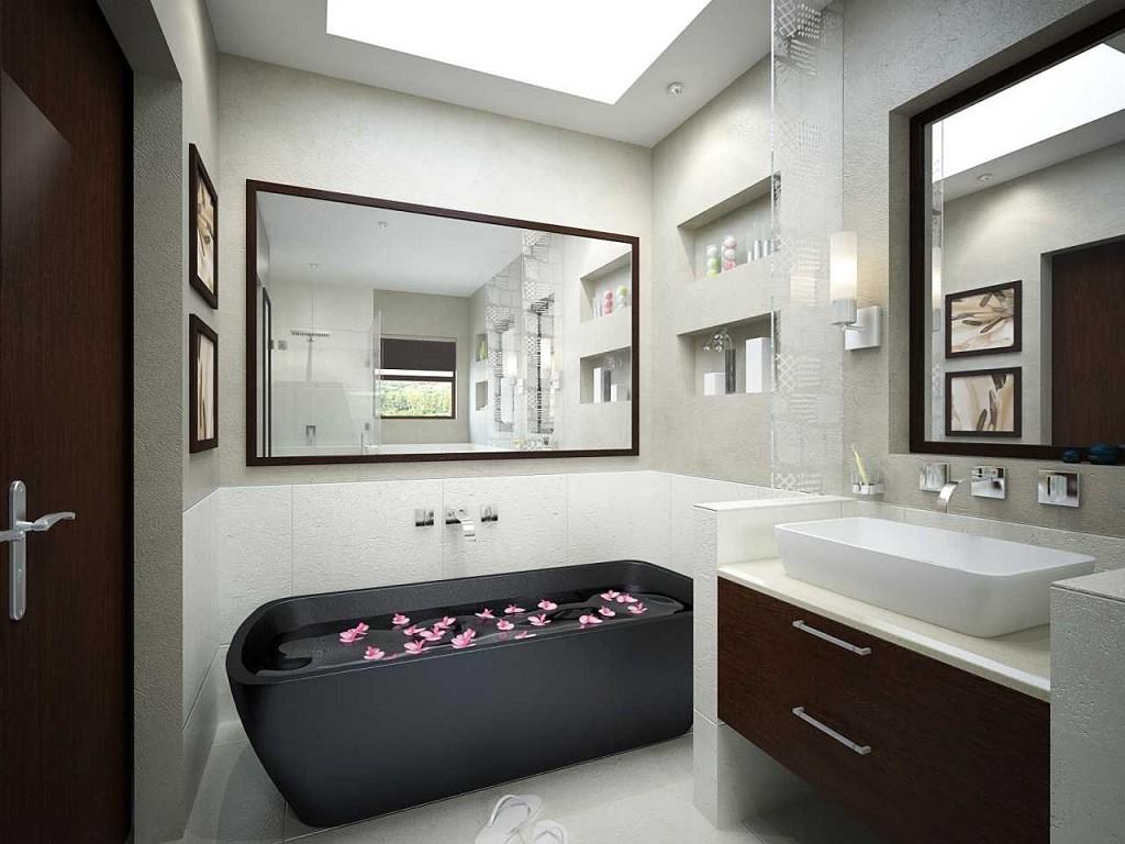 Дизайн ванной комнаты картинки