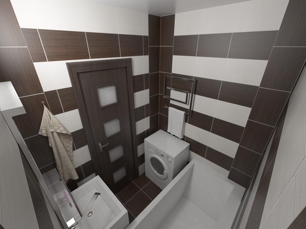 Дизайн ванная фото в панельном доме