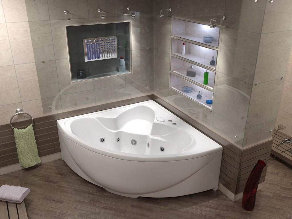 Дизайн ванных комнат с угловыми ваннами фотоДизайн ванных комнат с угловыми ваннами фото