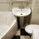 Интерьер маленькой ванной комнаты фото в хрущевке