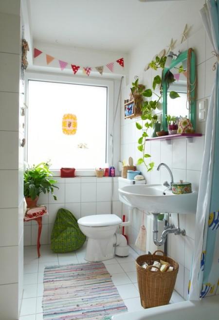 Интерьер ванной комнаты своими руками фото 19