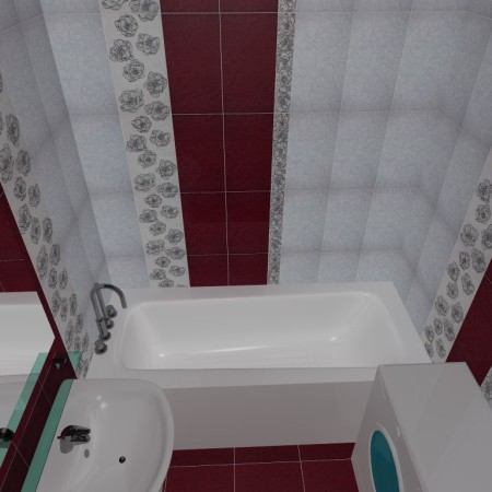 кафель в ванной комнате дизайн фото