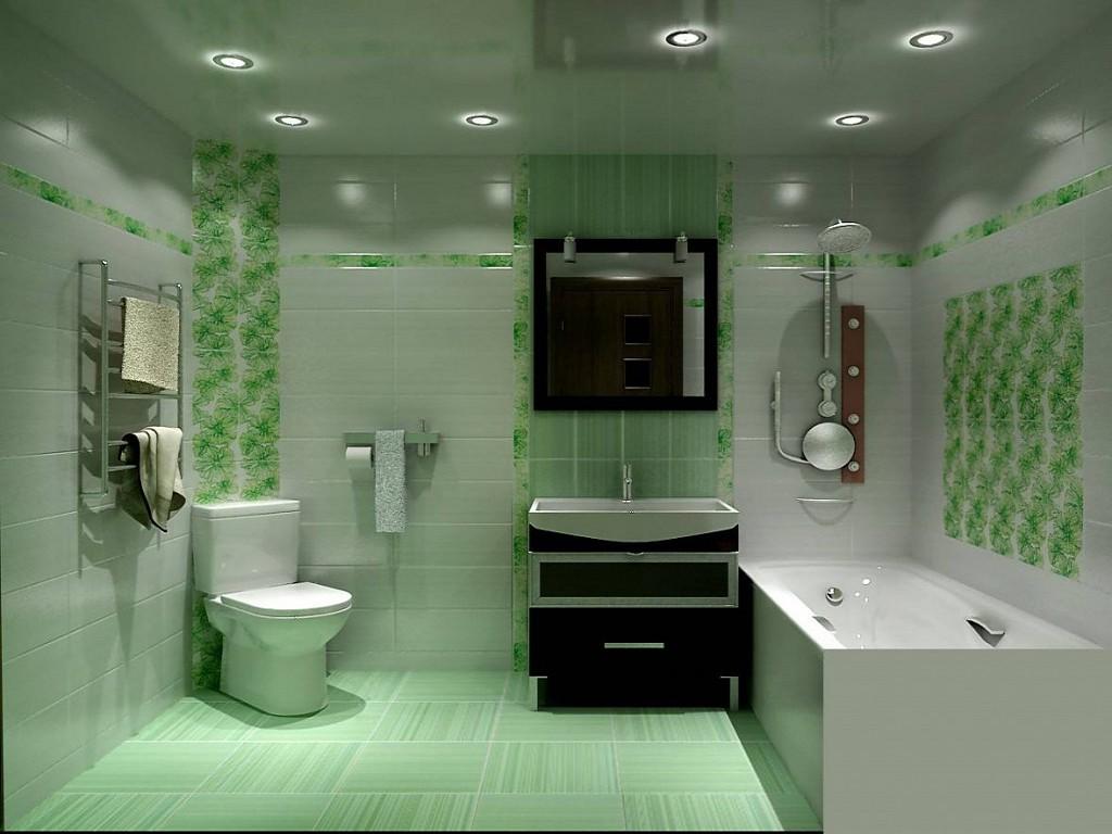 Дизайн маленькой ванной комнаты (82 фото реальных