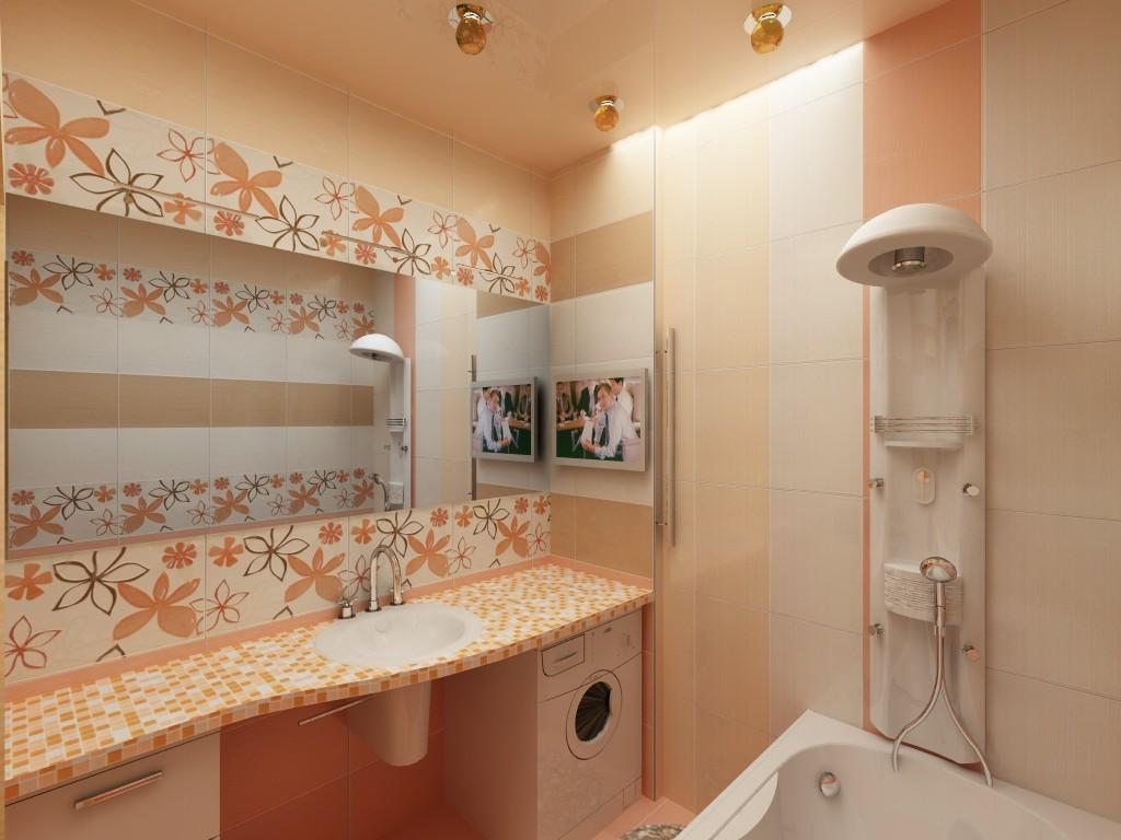 маленькие ванные комнаты дизайн фото в квартире