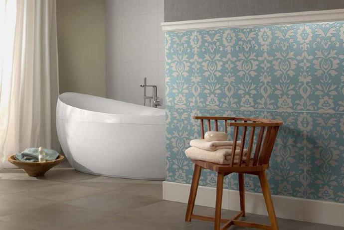Французский стиль в ванной комнате. Производитель:   Villeroy&Boch