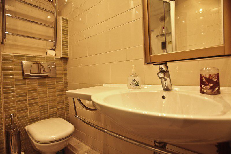 ванная комната в брежневке дизайн фото