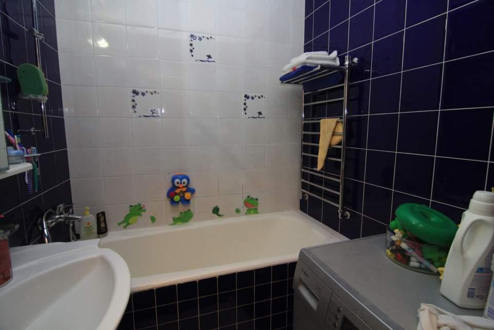 ванная в брежневке