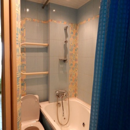 ремонт в ванной в брежневке фото