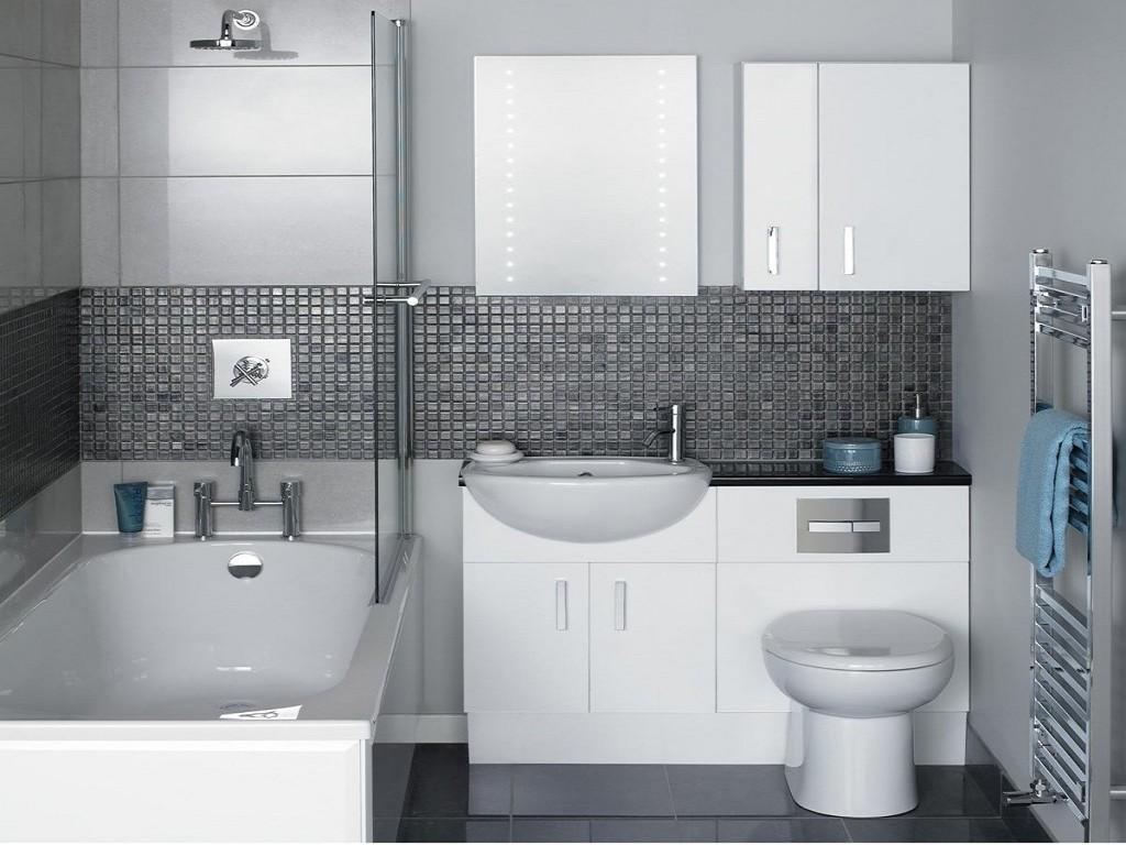 Совмещенный санузел с ванной дизайн фото