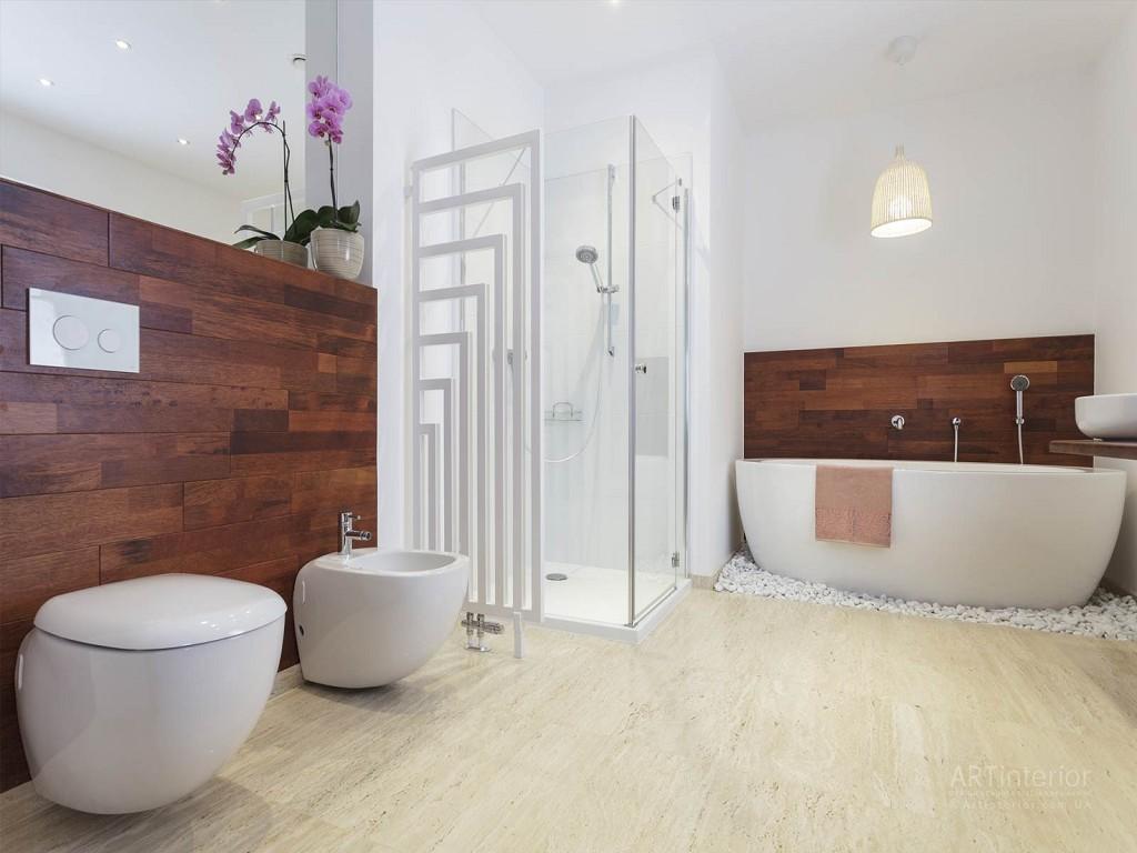 современный дизайн ванной комнаты 2015