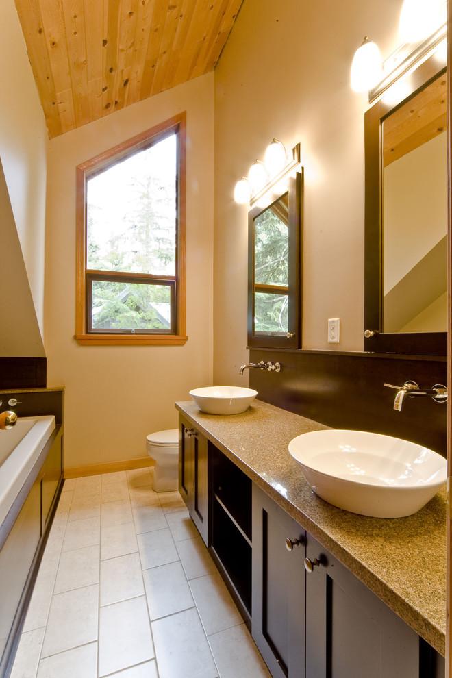 узкая ванная комната дизайн фото