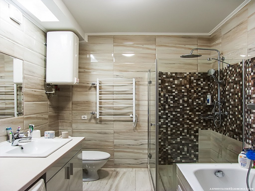 Ванная комната дизайн эконом класса фото