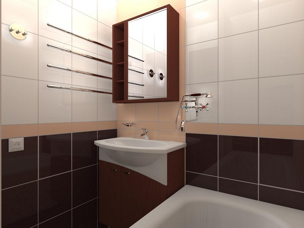 дизайн ванных комнат в темных тонах
