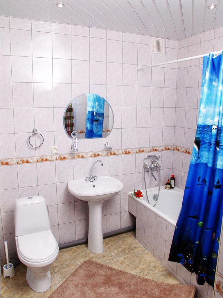 Ванная комната эконом дизайн фото