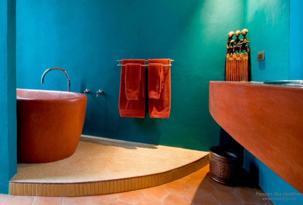 Bathroom colors for