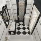 Ванная комната в стиле арт деко фото