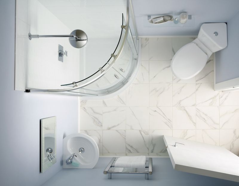 for Bathroom designs for small spaces uk