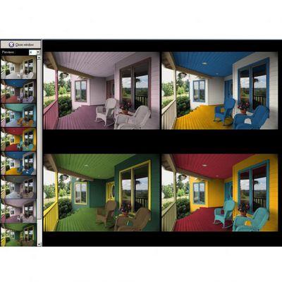 Color Style Studio подберет цвет любому элемента декора