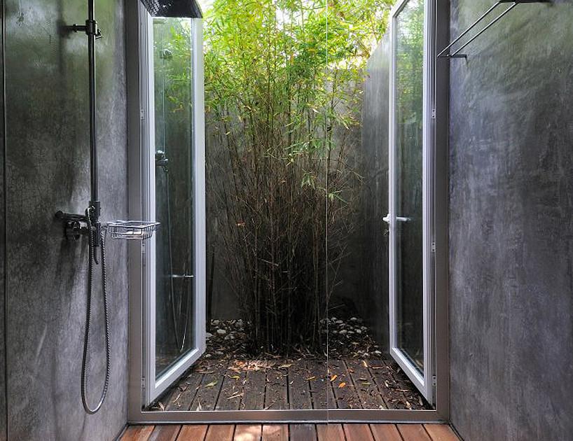 тропический душ