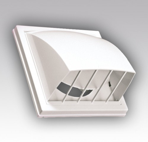 вентилятор с обратным клапаном