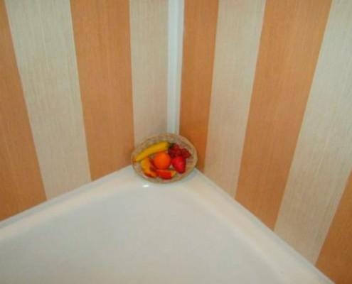 пластиковые панели для ванной фото