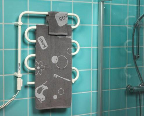 электрические полотенцесушители для ванной