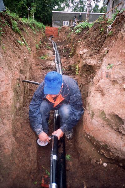 Обогрев водопроводных труб кабелем: инструкция по выбору и 118