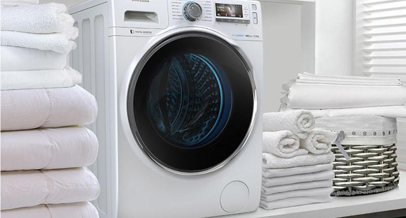 как очистить стиральную машину от накипи