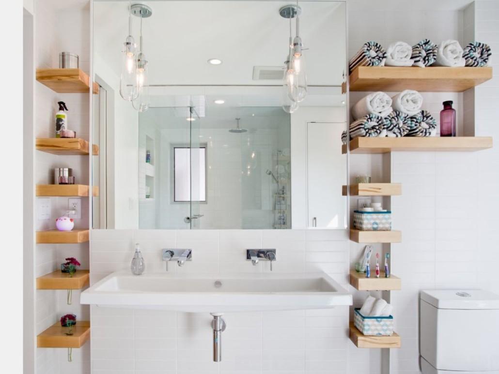 Как сделать ванную из дерева 7