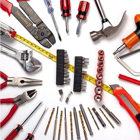 Инструменты для проведения ремонтных работ