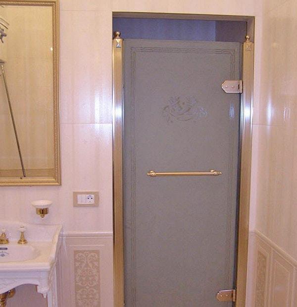 двери для ванной и туалета