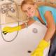 чем отмыть ванну от желтизны в домашних условиях