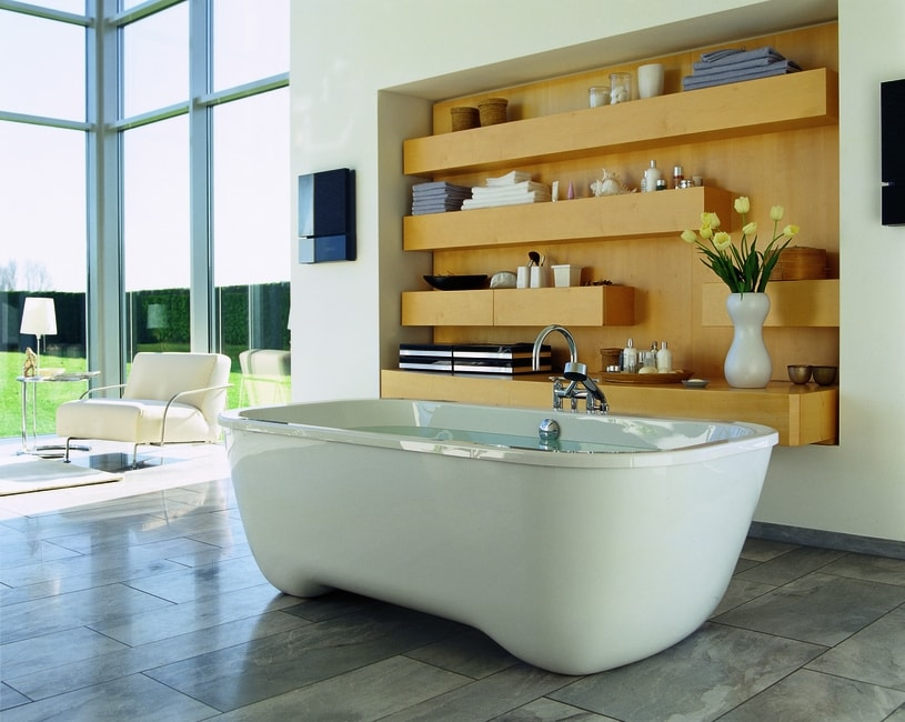 лучшие акриловые ванны производители