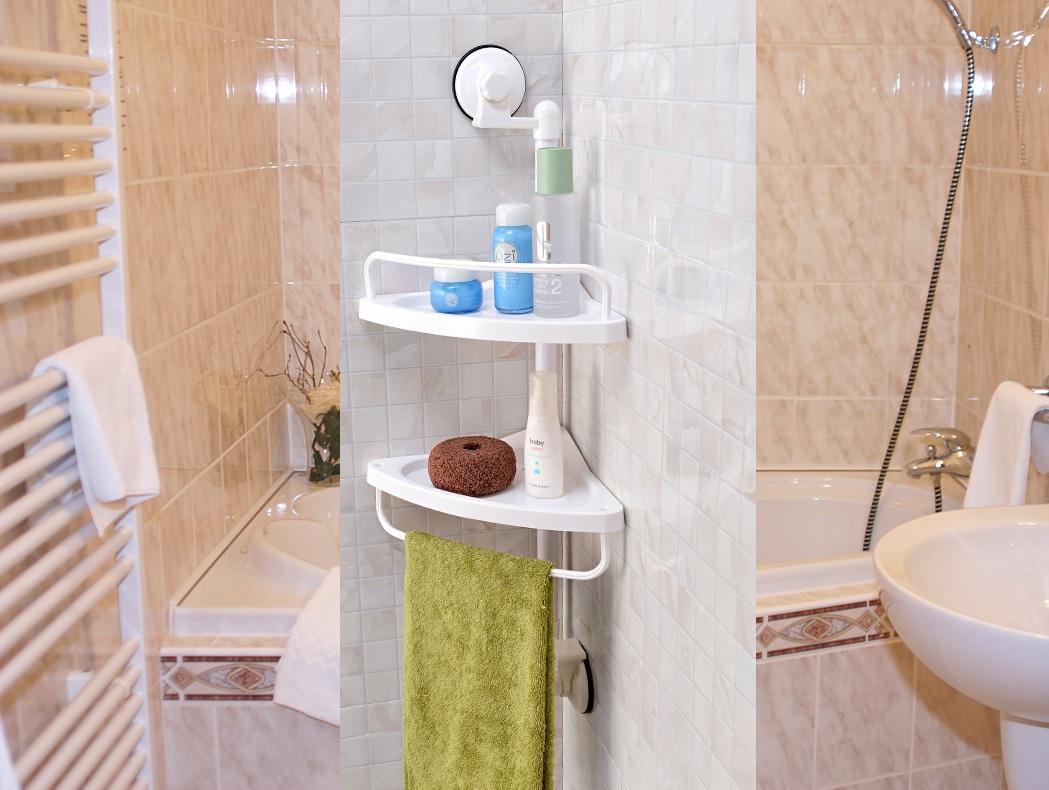 этажерка для ванной комнаты