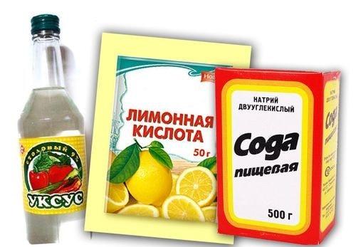 Как почистить лимонной кислотой стиральную машину
