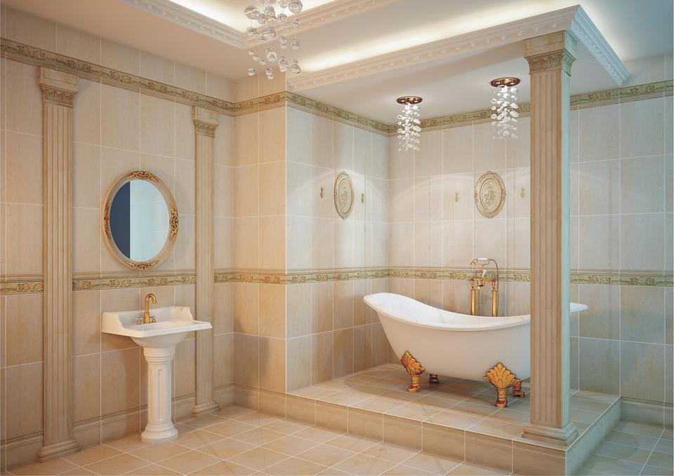 светильники в ванную комнату