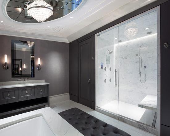 светильники в ванную