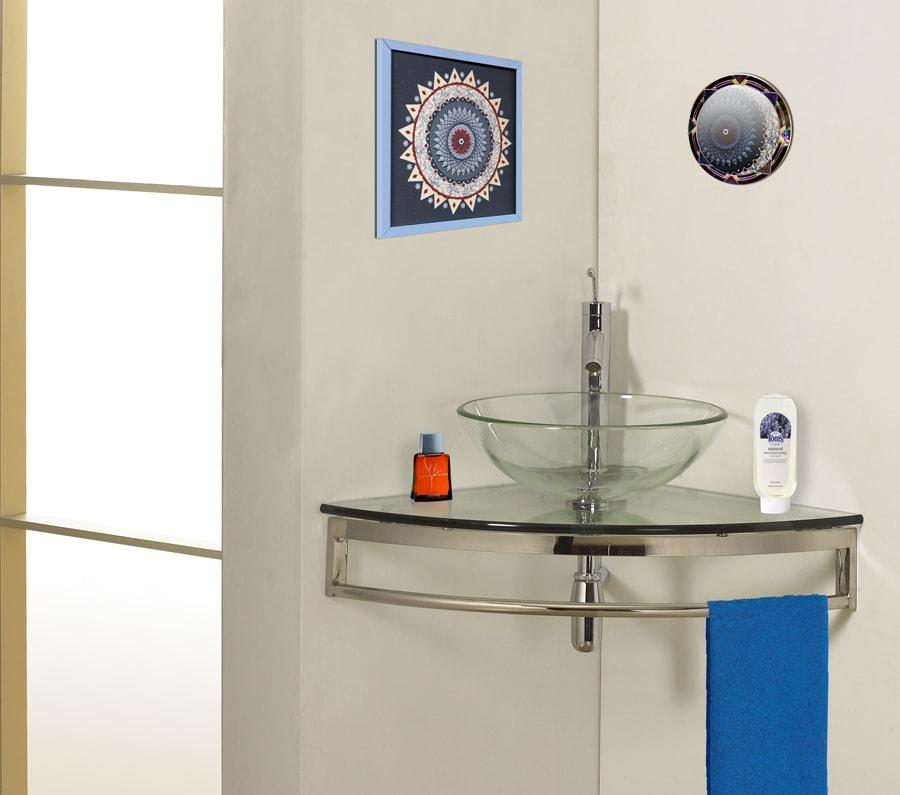 corner bathroom sink with cupboard cabinet vanity lavatory s