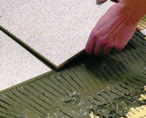 технология монтажа теплого пола под плитку