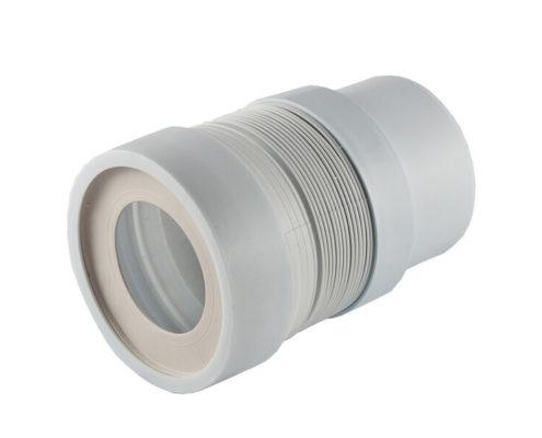 Ани-пласт Гофра для унитаза (К821) короткая
