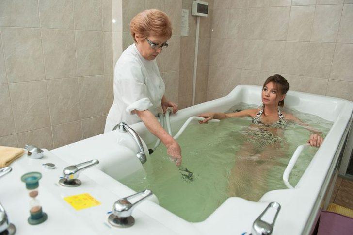 скипидарные ванны залманова показания к применению