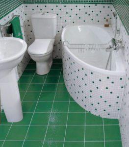ванна маленькая