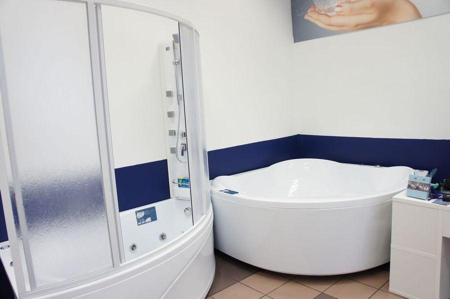 Акриловая ванна Bas Алегра 150 см L